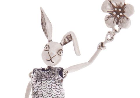 Servant Gavotte, Disco Rabbit