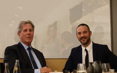 Jean-Louis Debré et Laurent Kupferman : débat républicain à la table de Taokan