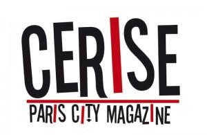 Logo Cerise Magazine