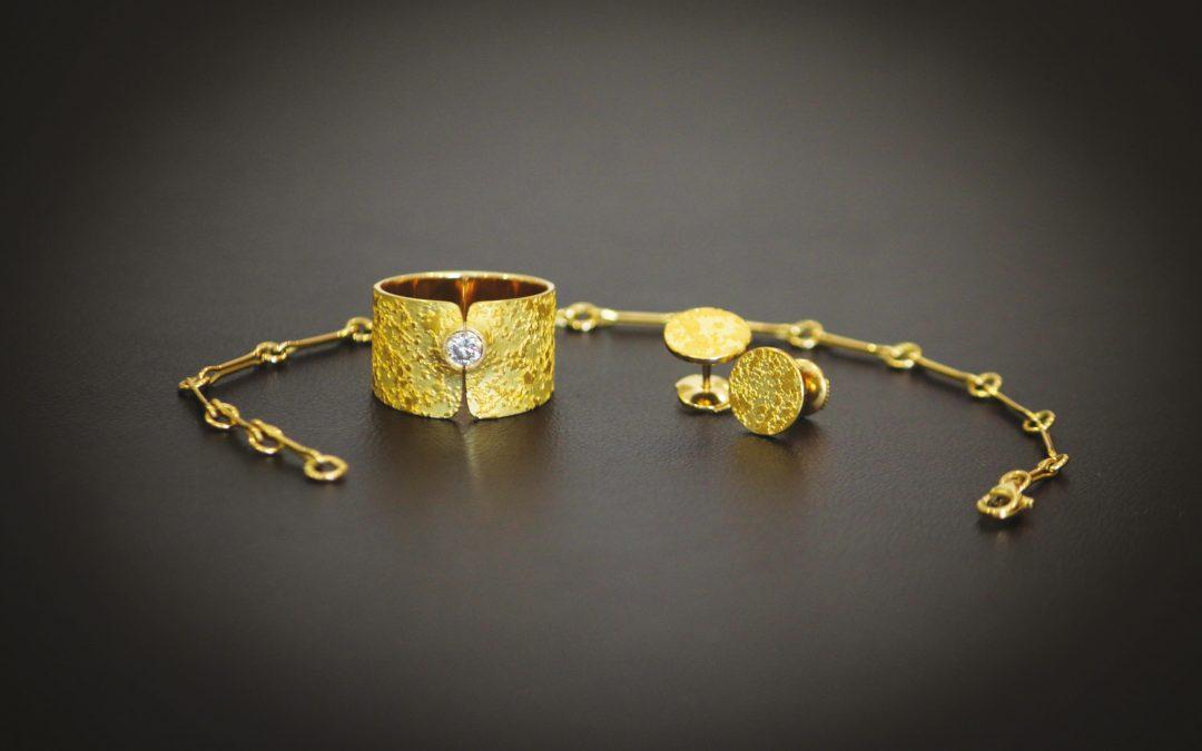 Éliode : des bijoux à la graphie élégante et intemporelle
