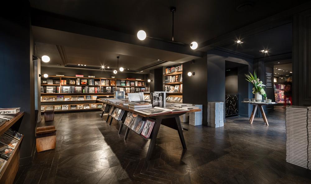 Librairie La Hune