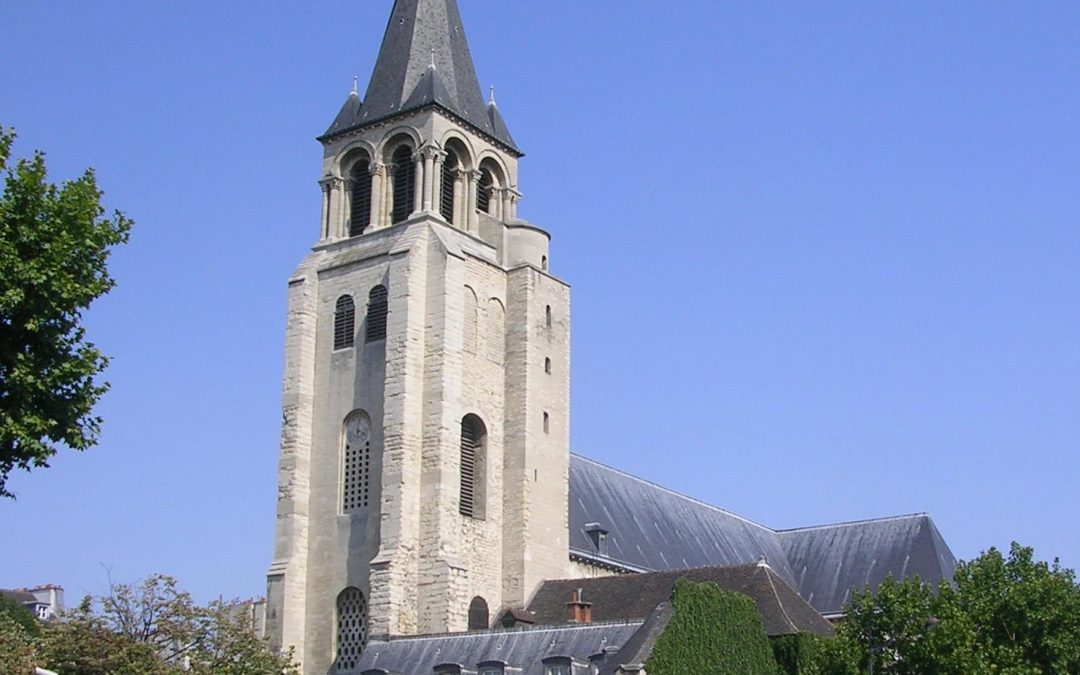 église saint-germain-des-pres