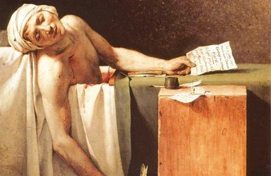 Jean-Paul Marat : l'assassin assassiné