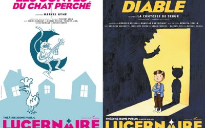 Le Lucernaire: théâtre et cinéma pour les plus petits