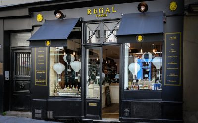 Regal Paris, gastronomy between friends