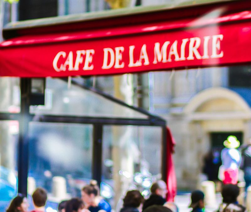 Le Café de la Mairie : encore une institution !