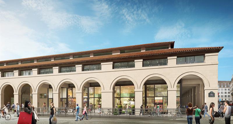 Le marché Saint-Germain