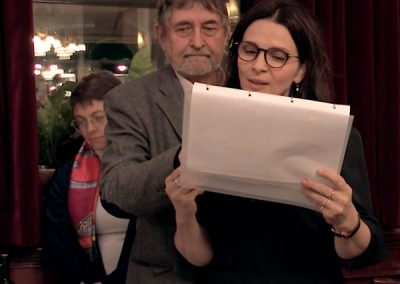 Prix Apollinaire 2016 aux Deux Magots