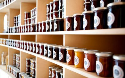 La Chambre aux Confitures: the temple of jams