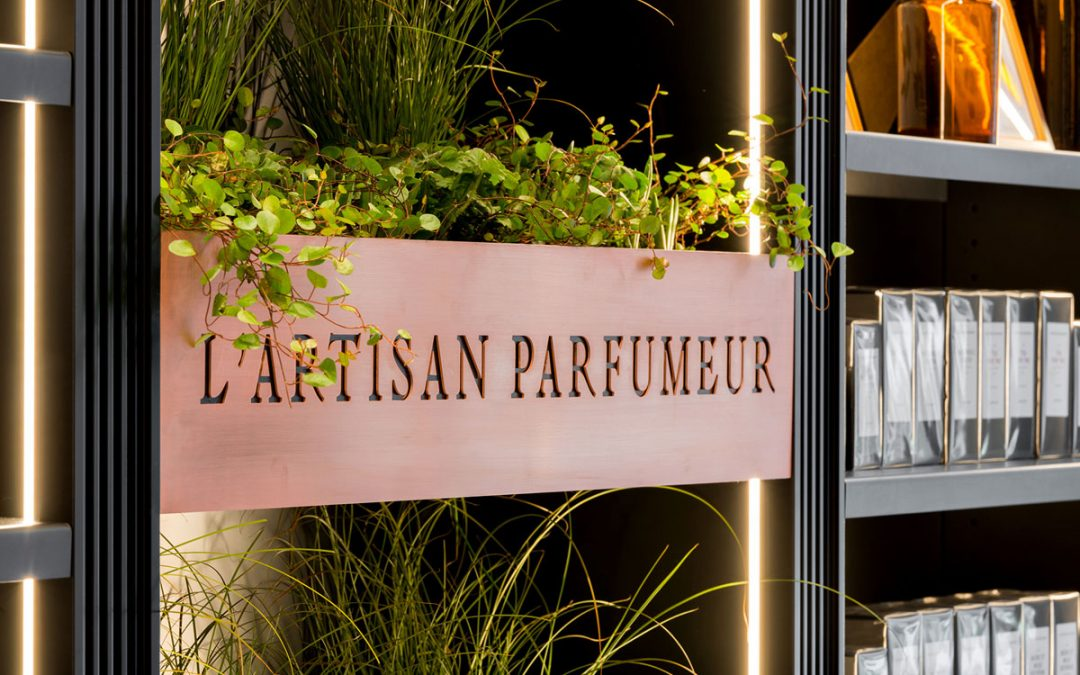 L'Artisan Parfumeur: la nature àSaint-Germain