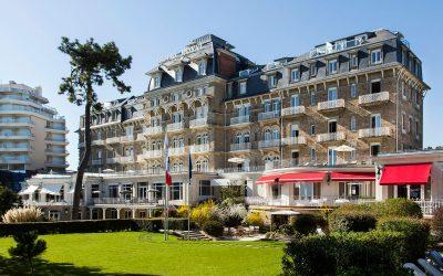 Hôtel Le Royal de la Baule:VIP getaway