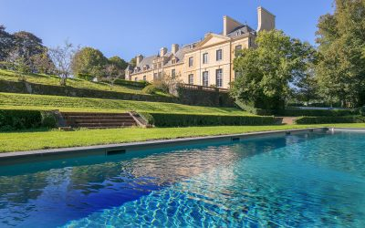 The art of French castle living in the 21st century