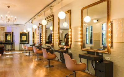 Coiffirst: the hairdresser who looks  after you