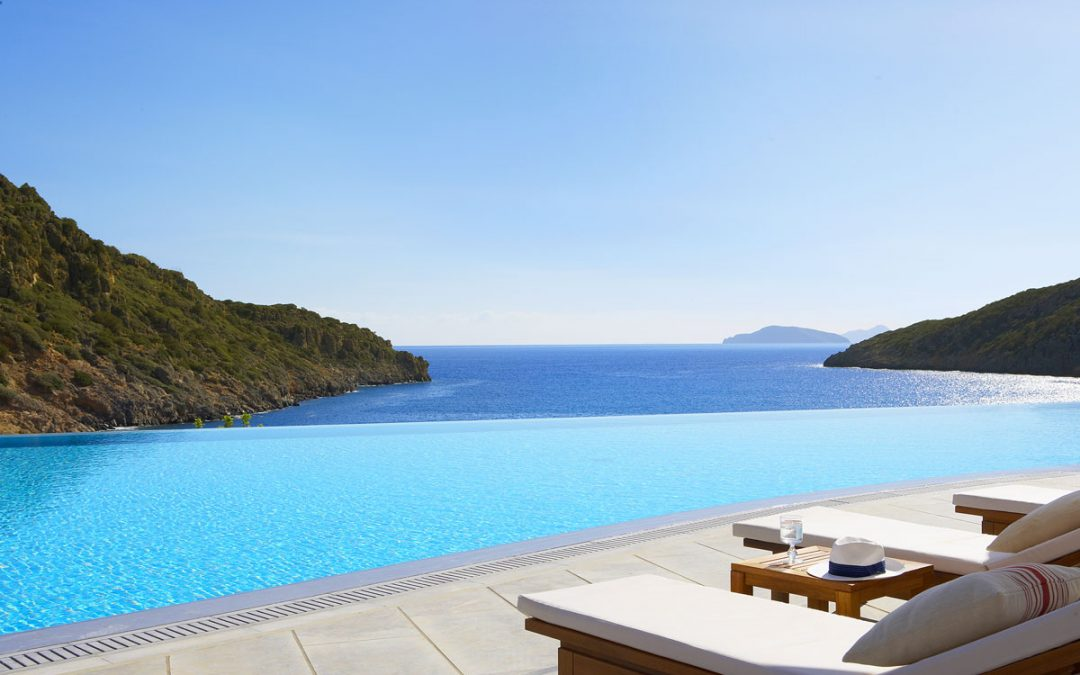 Resort Daios Cove: 5 stars of absolute luxury