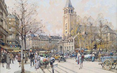 6 secrets sur l'église Saint-Germain-des-Prés