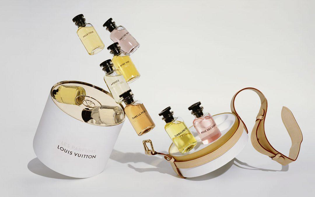 Olfactory journeys at Louis Vuitton