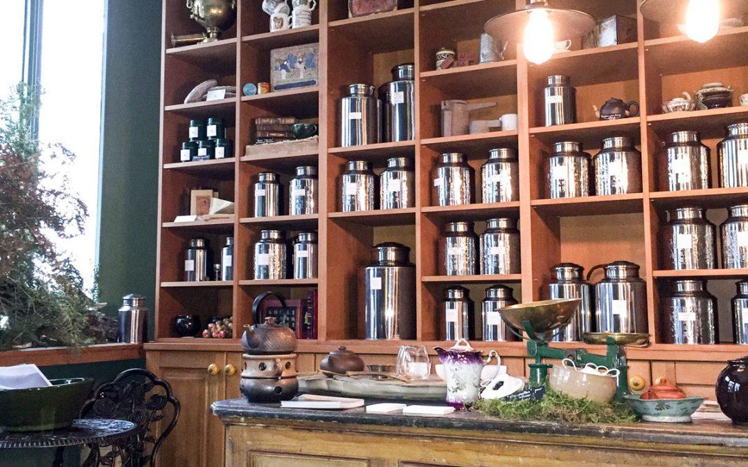 Thé-ritoires : salon de thé àl'anglaise made in Saint-Germain