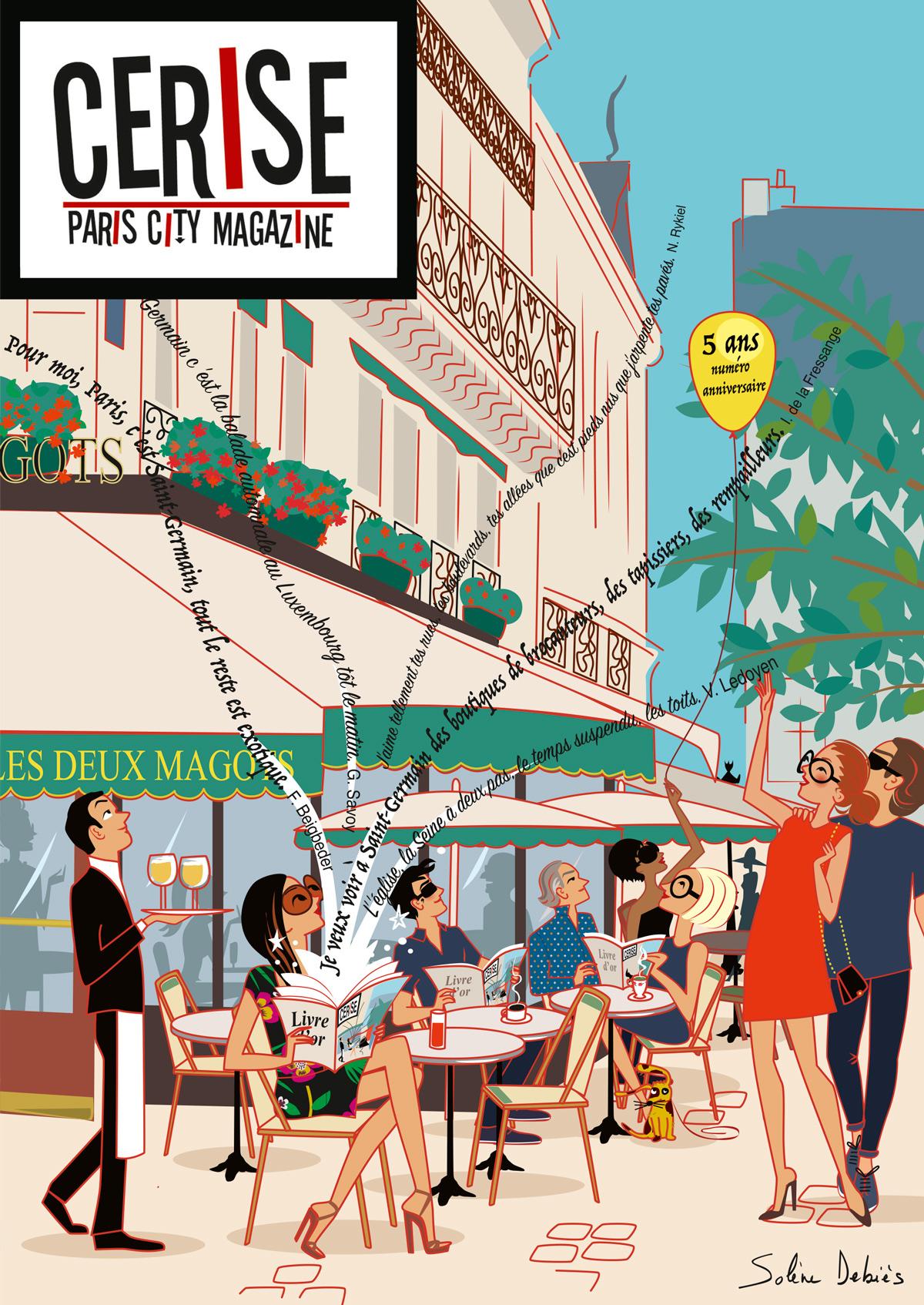 Cerise Magazine n° 6