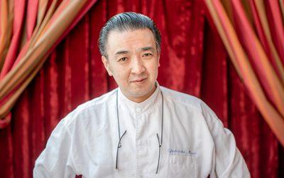 Le Dôme : un chef japonais pour sublimer la cuisine de la mer