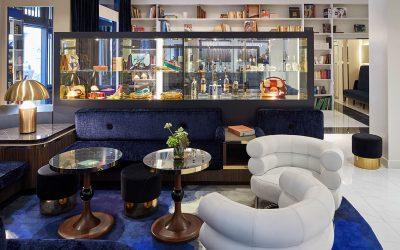Hôtel Bel Ami, le luxe discret du 5étoiles de la Rive Gauche