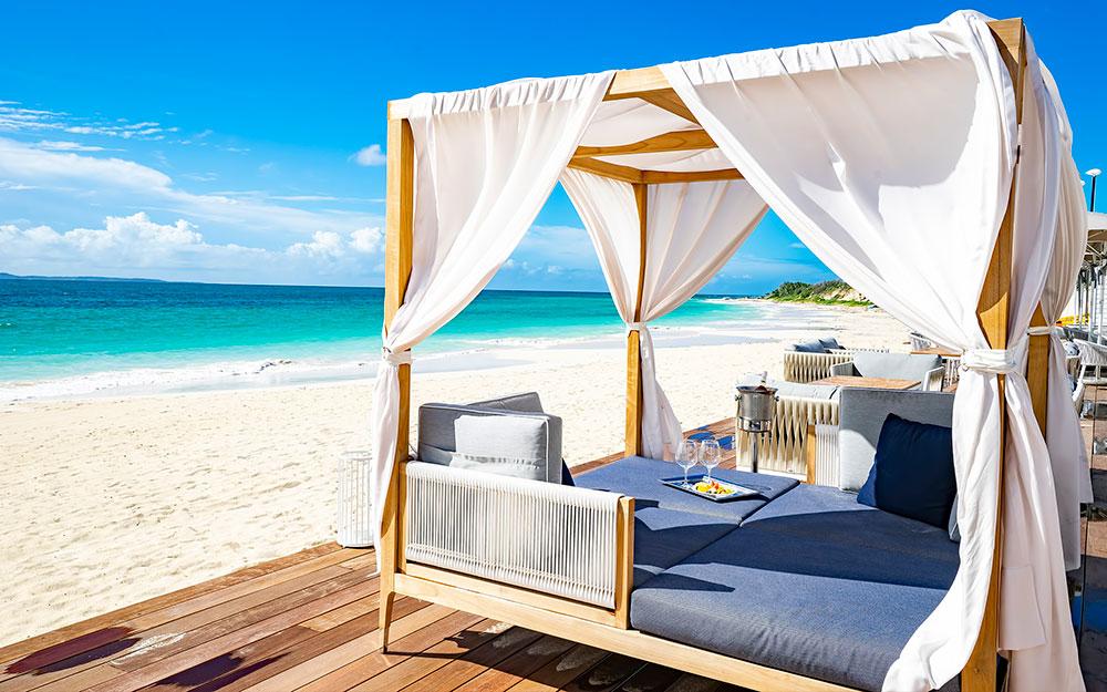 Anguilla l'île secrète, le luxe tout simplement!