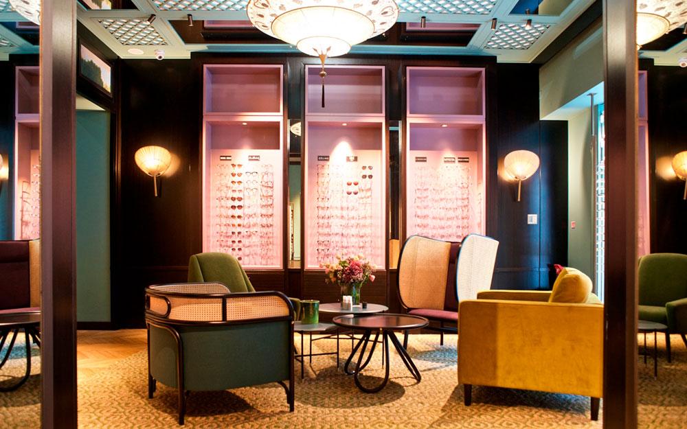 Ligne de Vue: the eyewear art gallery