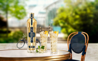 Liqueur St-Germain : so Frenchy!
