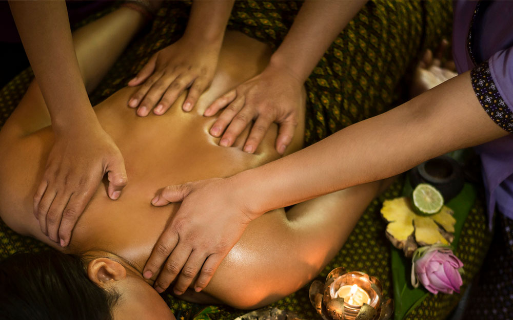 Janthra Spa: Thailand as if you were there
