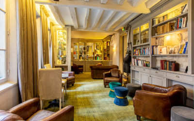 The Bonaparte Hotel: charm and conviviality