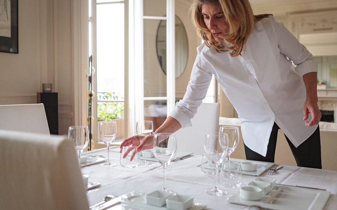 Roch Cook : dîner de gala àdomicile