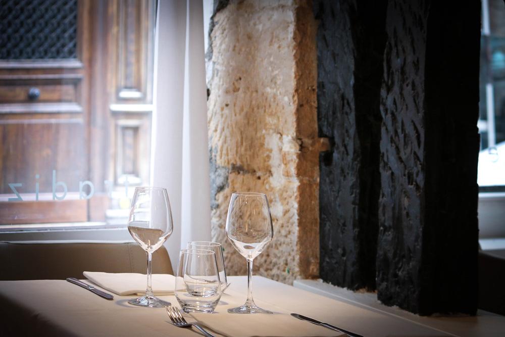 Restaurant italien La Buca