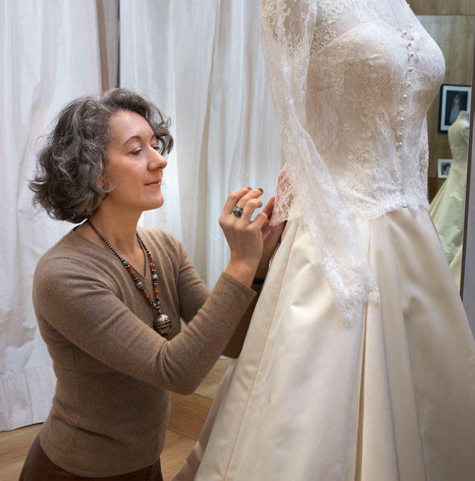 Diane Lelys, robes de mariées