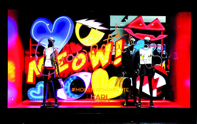 Karl Lagerfeld : un concept store chik, iconik et akcessible au cœur de Saint-Germain