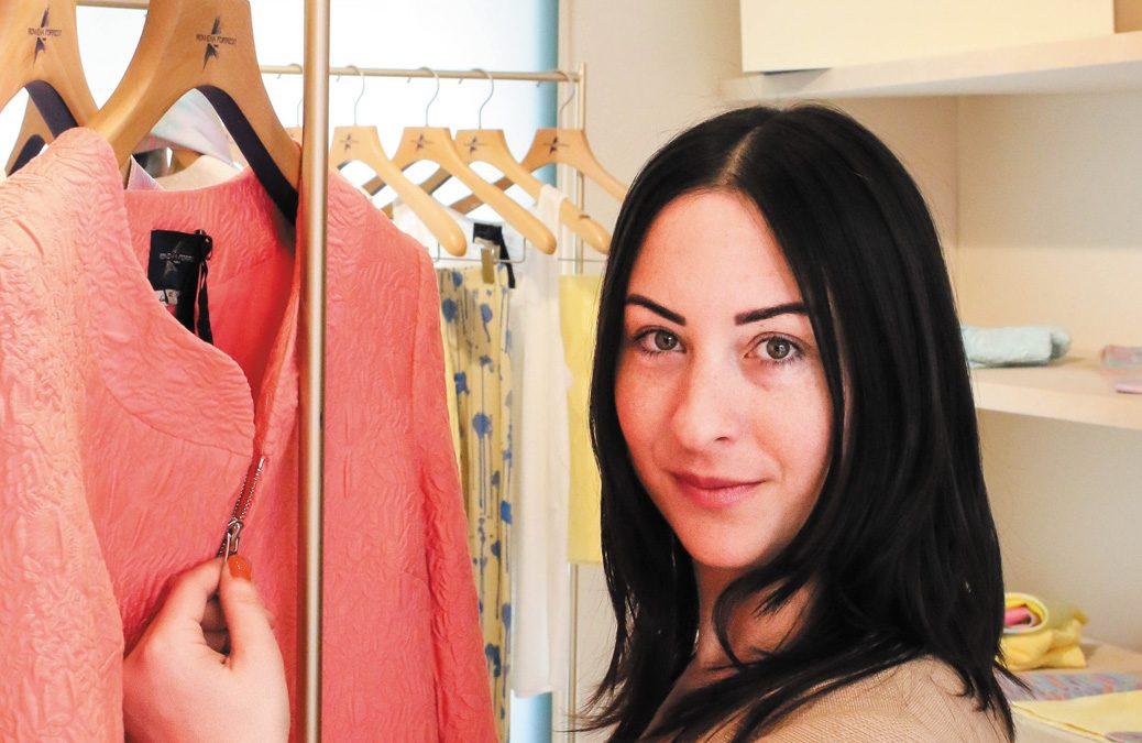 Rowena Forrest : la création à fleur de peau