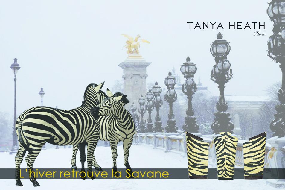 Tanya Heath : la révolution en talons !