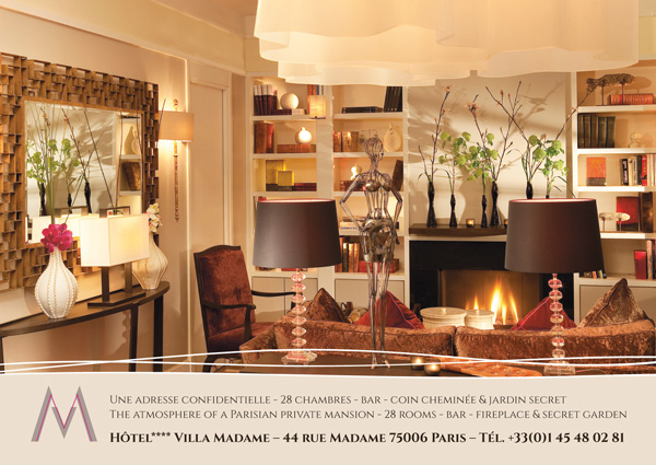 Villa Madame pub