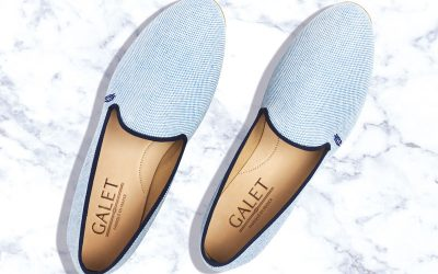 GALET, exceptional French loafers