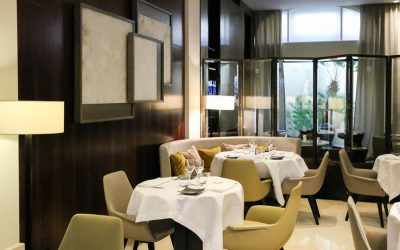 The hôtel Montalembert, a secluded hideaway for gourmets