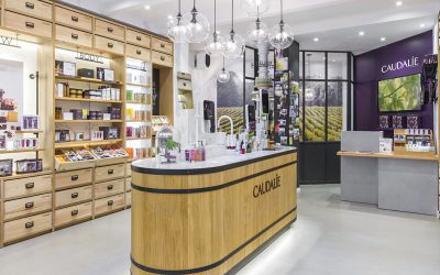 We say yes to the spa Caudalie in Paris!