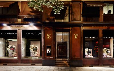 Louis Vuitton, un concept unique au monde
