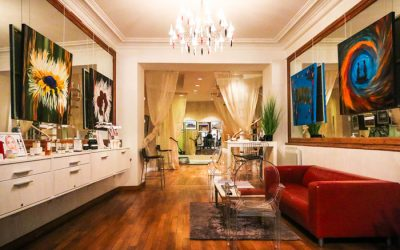 The Cours George:Wellness and Fitness