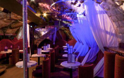 The Guy's Club, le strip-boudoir