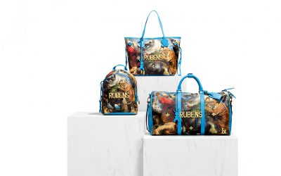 Louis Vuitton and Jeff Koons: art in sharing