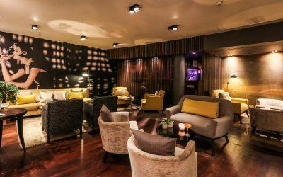 Villa Saint-Germain: in cocooning mode