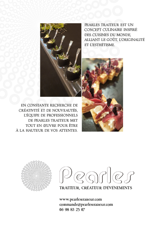 Pearles Traiteur