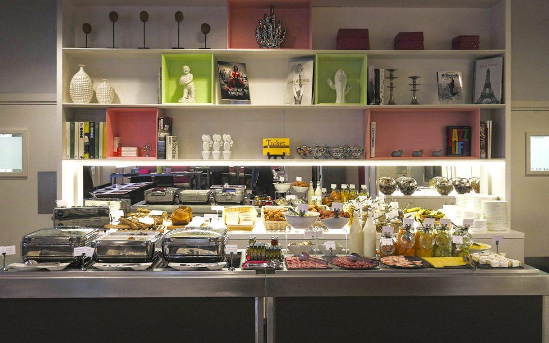 Hôtel Bel Ami : une nouvelle carte bio et sans gluten!