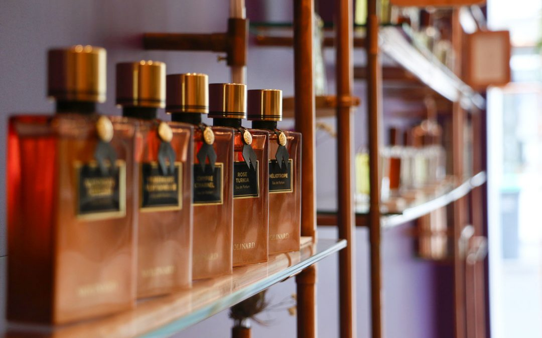 Molinard : le parfum comme ADN…