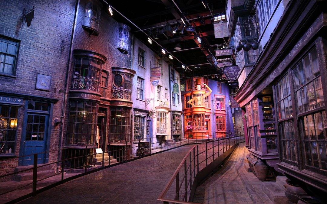 Sets Diagon Alley