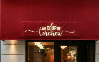 """What a""""coup de torchon""""!"""