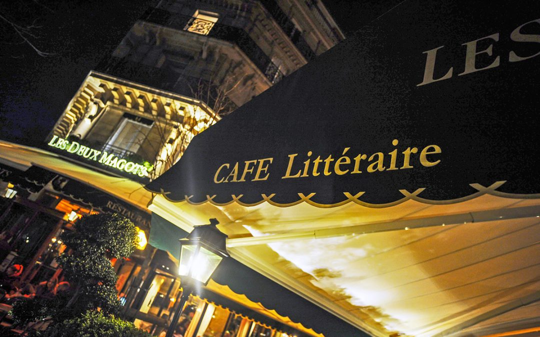 Les Deux Magots: the literary Café-Restaurant by excellence!